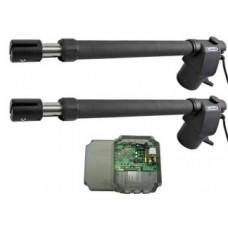 SW-2500BASE комплект базовый привода ширина створки до 2,5м вес до 350кг DOORHAN