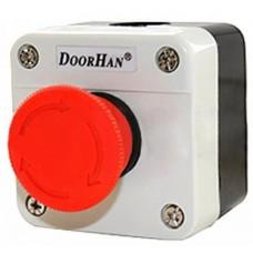 Кнопка STOP аварийной остановки привода