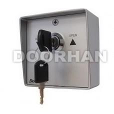 Выключатель SWM кнопка ключ металлический