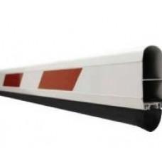 Стрела алюминиевая для шлагбаума BARRIER-4000